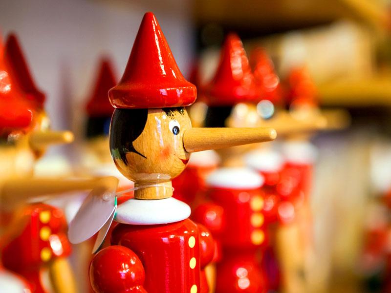 Il meraviglioso Parco di Pinocchio a Collodi