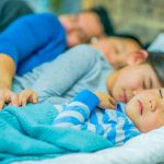 Co-sleeping: lettoni familiari King size