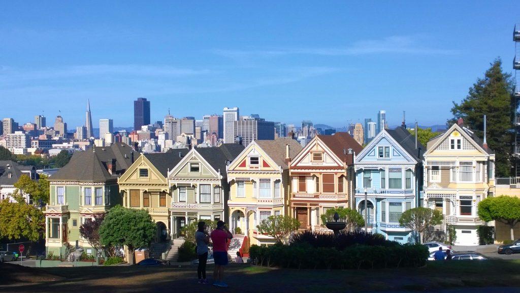 San Francisco con bambini