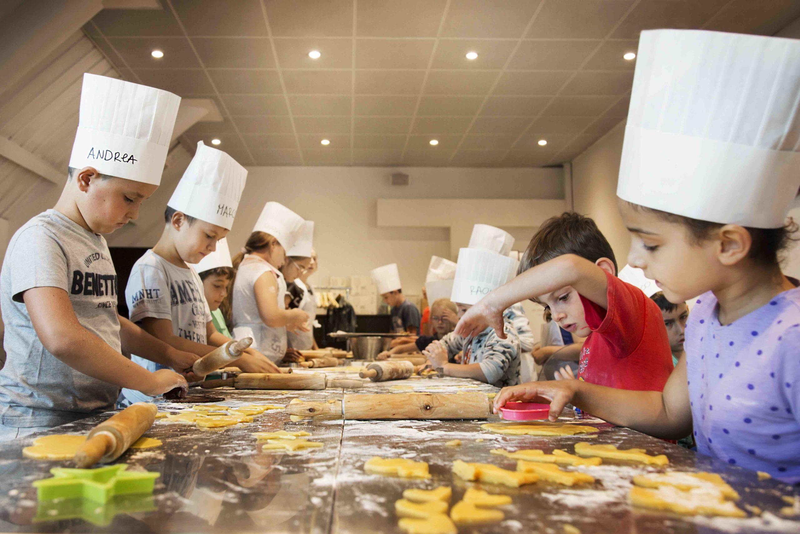Da Eataly Lingotto a luglio, centro estivo per bimbi a Torino