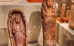 GG luglio al museo egizio