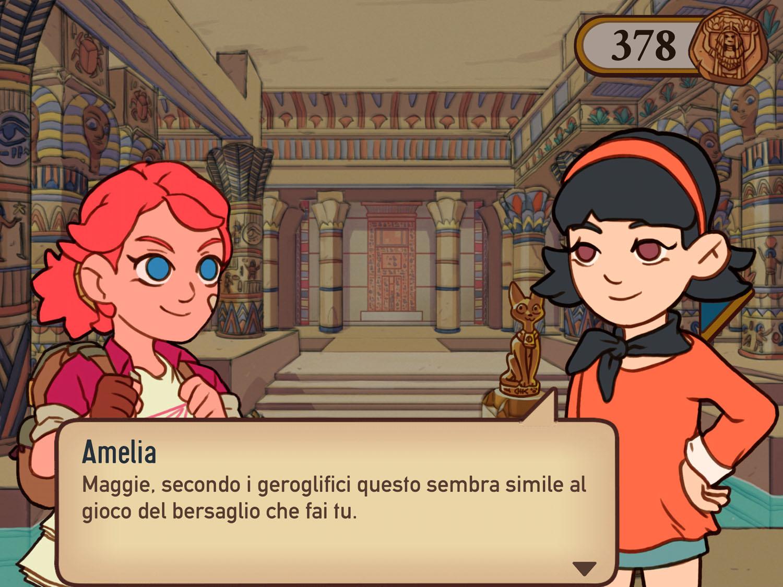 Nei panni di Maggie: il videogioco matematico contro gli stereotipi di genere