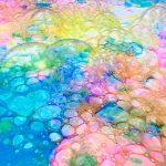 Disegniamo con le bolle