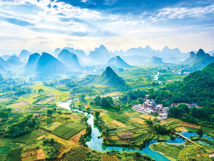 In Cina con i bambini: un viaggio insolito nel sud del paese
