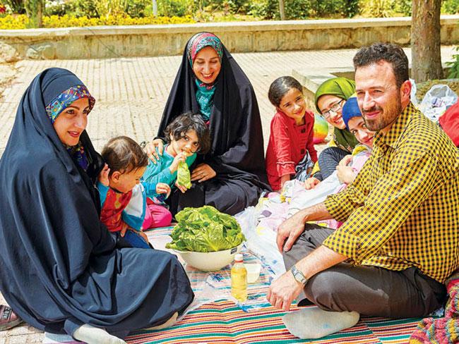 In Iran con bambini: dove la famiglia è una gioia