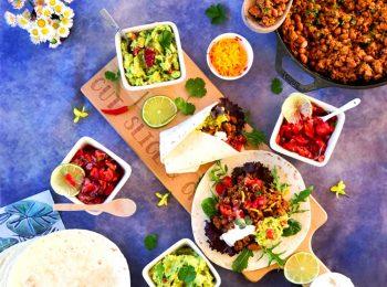 Tex-Mex Party: il chili con carne