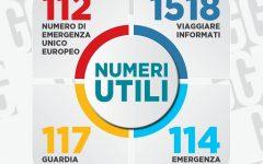 Numeri telefono emergenza