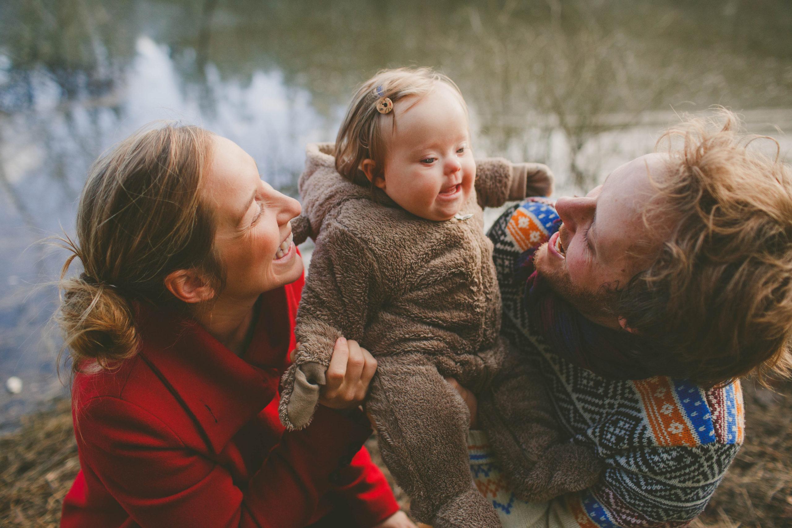 Una famiglia alla ricerca dell'accoglienza