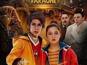 Berni e il Giovane Faraone, il film Disney 2019 girato al Museo Egizio