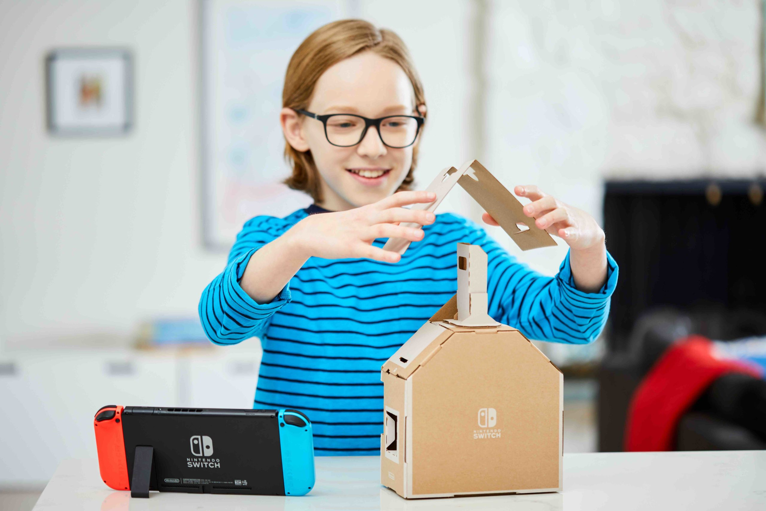 Tips & tricks con Nintendo Labo