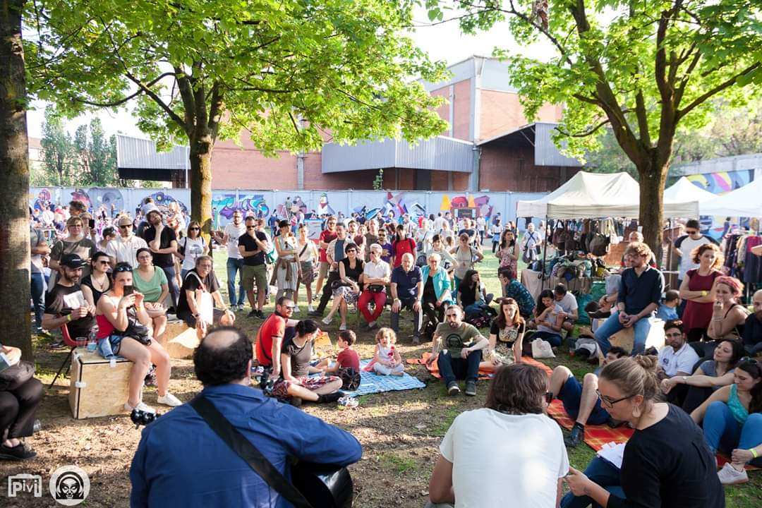 Urban beach: le sere d'estate a Torino