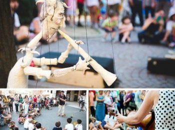 BuskeriniLab al Ferrara Buskers Festival 2019
