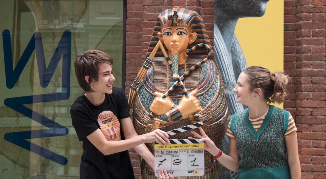 berni e il giovane faraone 3