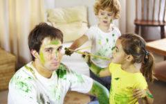 mettere in regola la babysitter