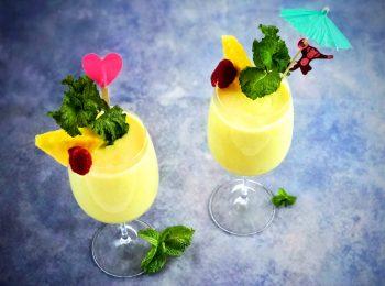 Piña Colada: il cocktail dell'estate (anche in versione virgin)