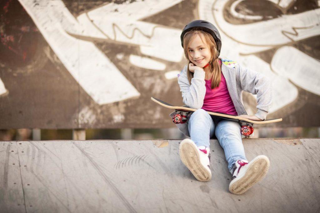 Skateboard disciplina olimpica