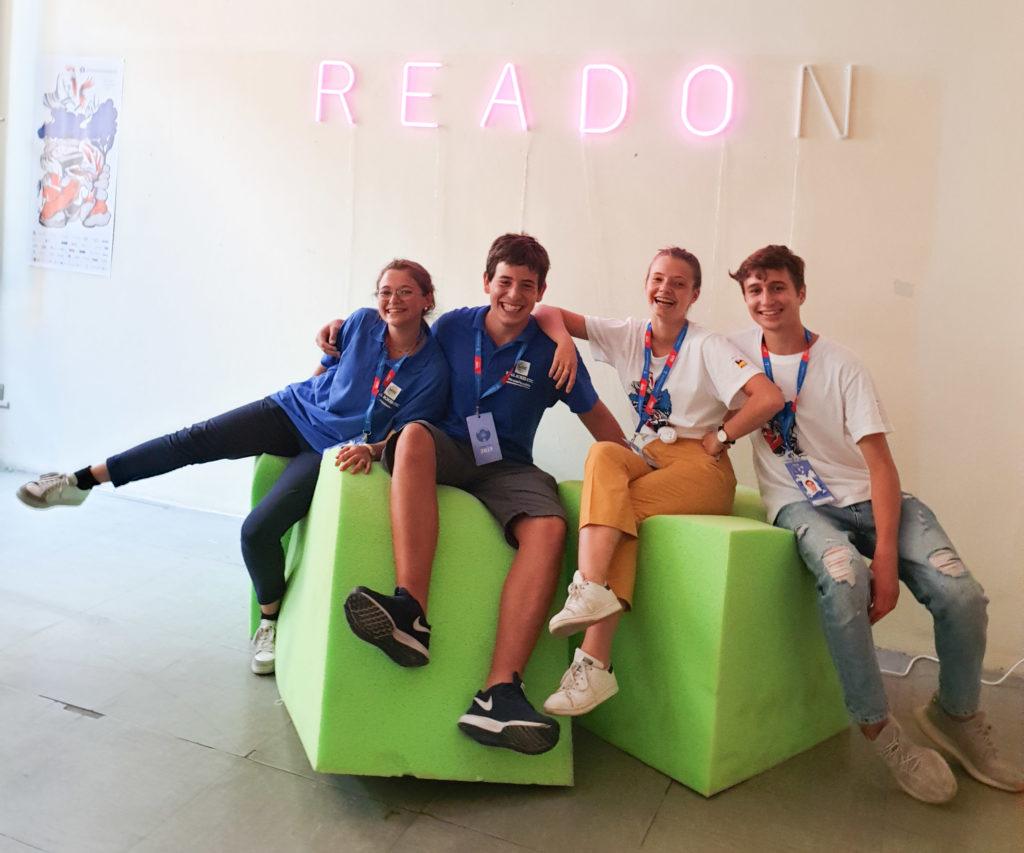 Festivaletteratura 2019 spazio Read On