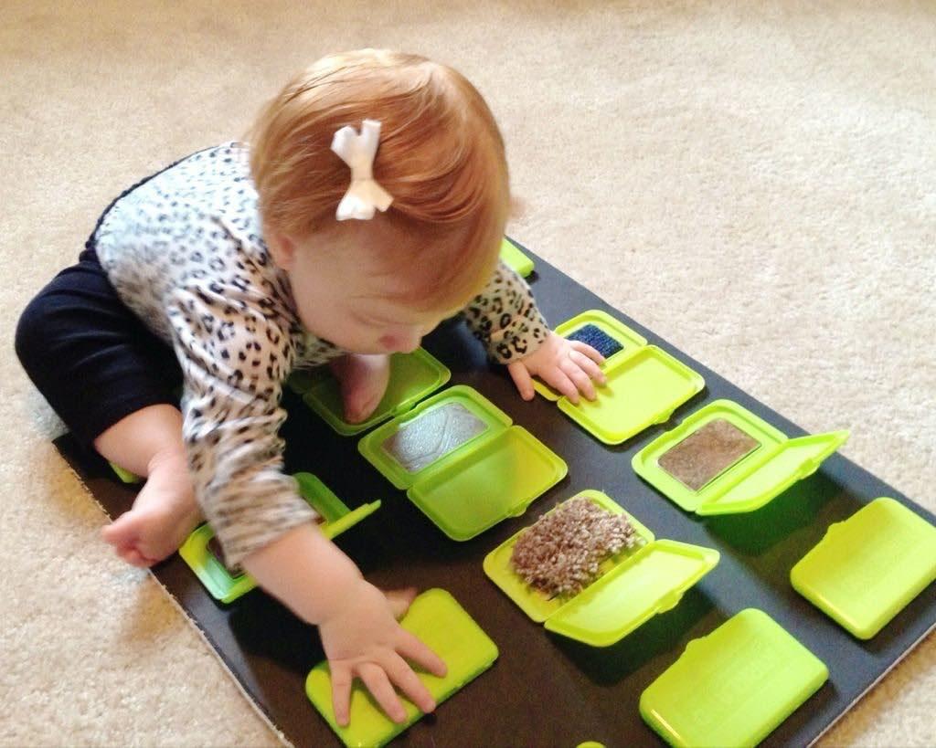 Esplorazione sensoriale e di movimento