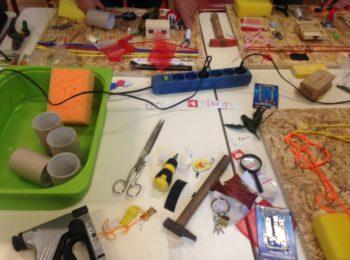 Tornano a Torino i laboratori di autocostruzione per famiglie
