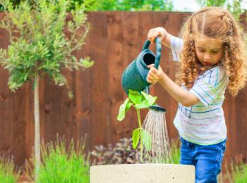 Cinque abitudini per insegnare ai bambini il risparmio dell'acqua