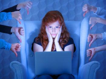 Non è uno scherzo,è cyberbullismo