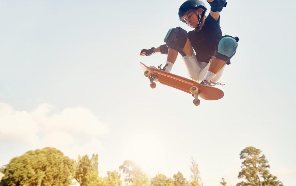 Skateboard nuova disciplina olimpica