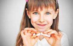 bambini e fumo