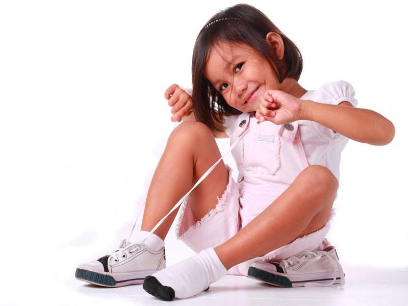 Come scegliere il numero di scarpe dei bambini