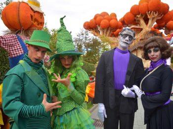 Halloween, a cacciadel mostro