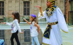 Pharaoh's Day - Museo Egizio Bambini festa