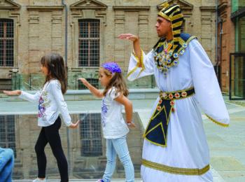 Pharaoh's Day 2019, una giornata per famiglie al Museo Egizio