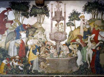 Castello della Manta a novembre, gioiello del FAI da scoprire
