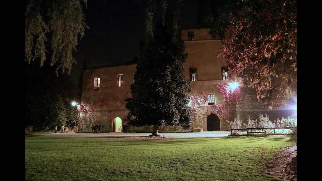 GG castello della manta a ottobre1