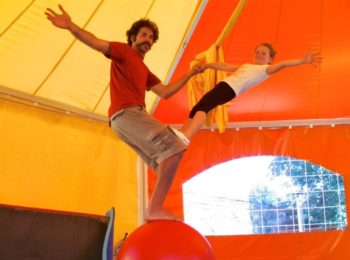 Family Circus ad aprile