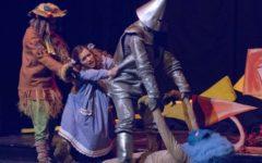 GG teatro colla sul palco di ottobre