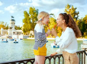 Madrid in famiglia: la capitale che non si ferma mai