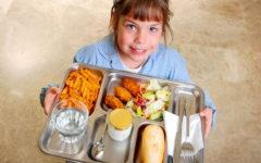 qualità mensa a scuola
