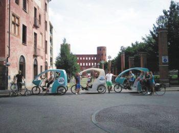 Visitare Torino in risciò