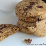 Cookies al cioccolato senza glutine senza burro