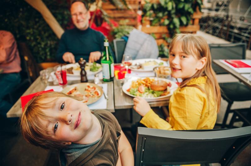 Dieci ristoranti con area bimbi a Torino