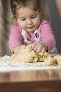 biscotti con bambini