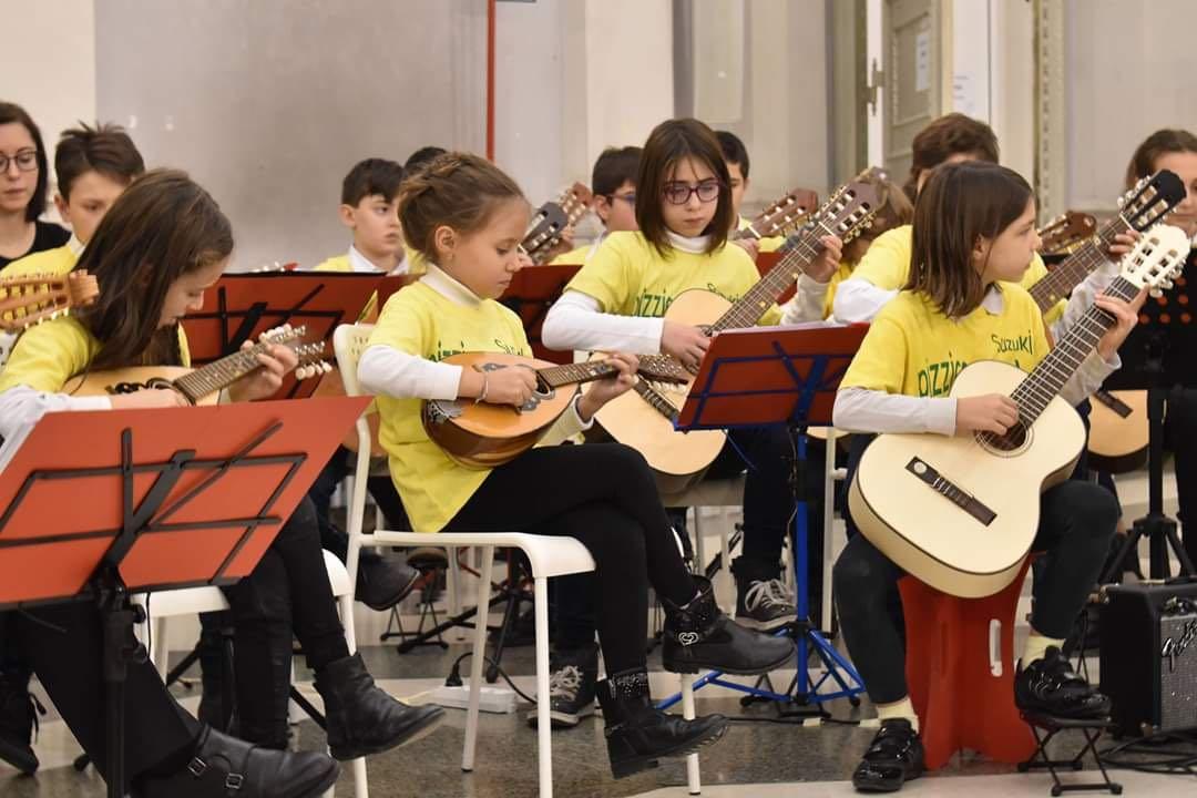 I concerti benefici di Accademia Suzuki Talent Center a dicembre, a Torino