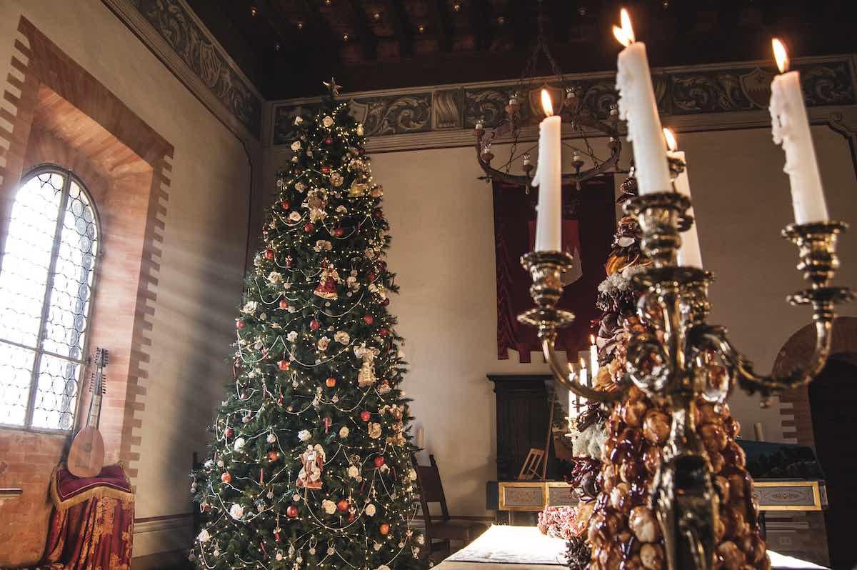 Dicembre al Castello di Gropparello, con un Natale medievale