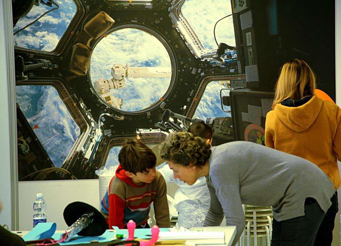 Da Infini.to a dicembre, mese spaziale al Planetario di Torino