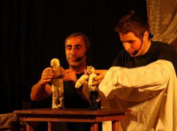 La Bottega Teatrale a dicembre e il teatro di figura