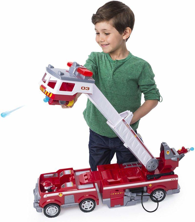 Paw Patrol camion pompieri