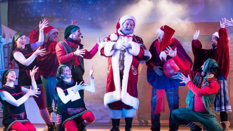 Natale bambini spettacoli