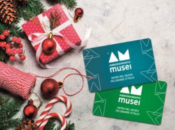 Abbonamento Musei: a Natale regala l'arte ma… non metterla da parte!