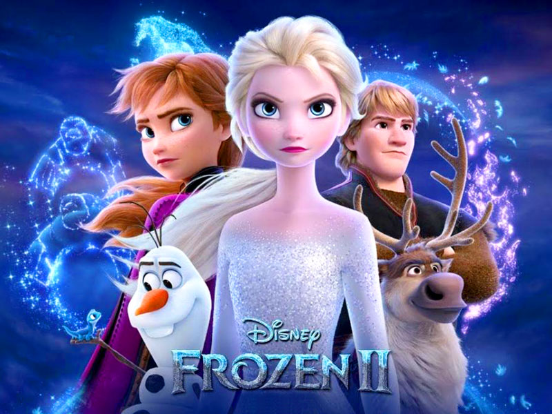 Cinema con bebè - Frozen II. Il segreto di Arendelle