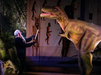 Dinosaur Show Live Experience a Milano